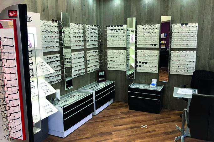 Martin Haynes Eyecare Opticians Shrewsbury